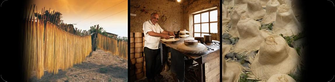 Swiss Panama Hats - Fabrication process