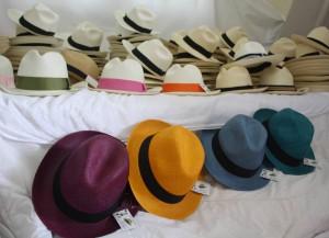 Swiss Panama Hats Phuket - Large selection in stock