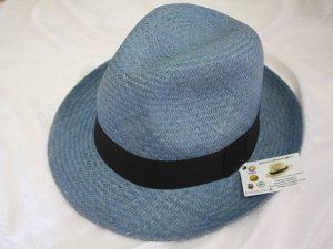 Trendy colour Panama Hat - Classic Briza Wave Grey